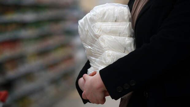 Минсельхоз: Ситуация на рынке сахара в России стабильная