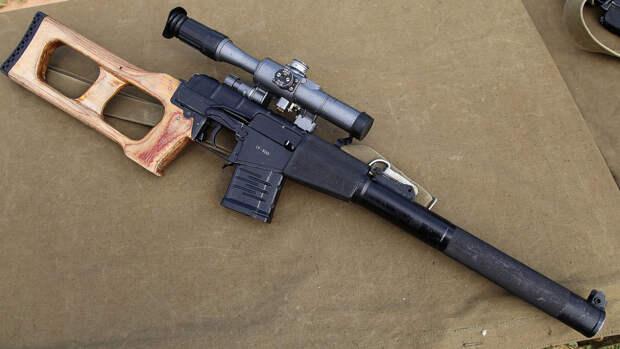 Авторы NI рассказали о преимуществах российской винтовки «Винторез» и автомата «Вал»