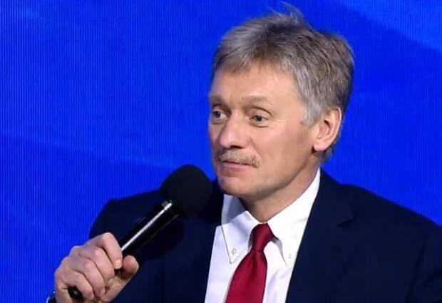 Песков напомнил о словах Путина после освобождения Вышинского из-под стражи