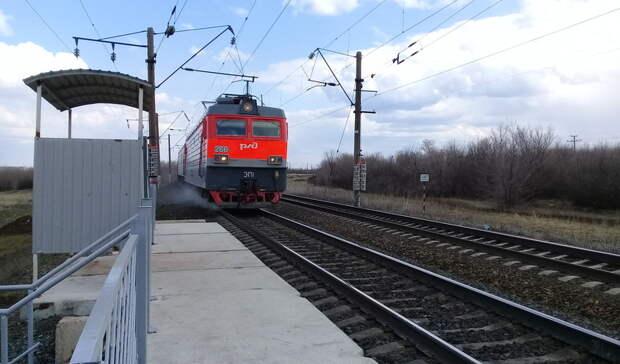 Поезд №129 Красноярск-Анапа прибудет вАбдулино иБугуруслан сопозданием
