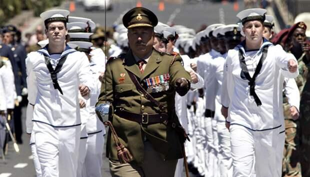 Англичане нарываются на войну. Русские моряки намерены топить провокаторов