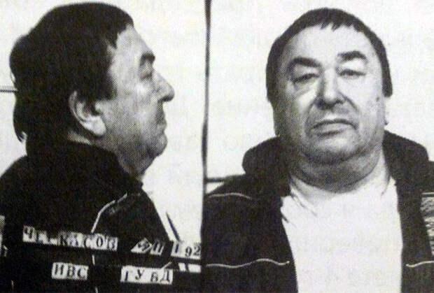 Анатолий Черкасов (Черкас)