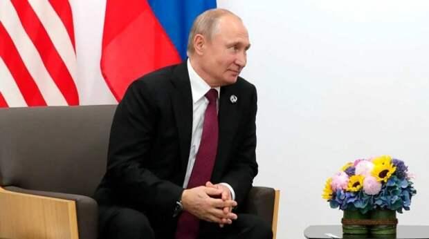 Названо место предстоящей встречи Путина с Байденом