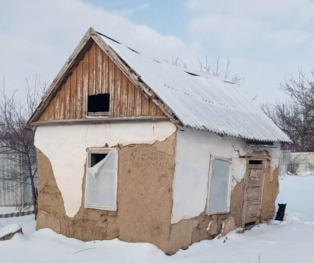 Что это такое: дома из самана на юге
