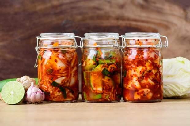 Экспорт квашеной капусты кимчи побил рекорд после публикаций оееантиковидных свойствах