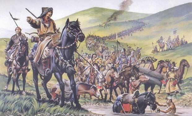 Как Чингисхан смог победить всех противников