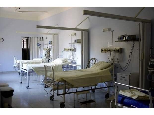 Очередной хайп на больничных койках