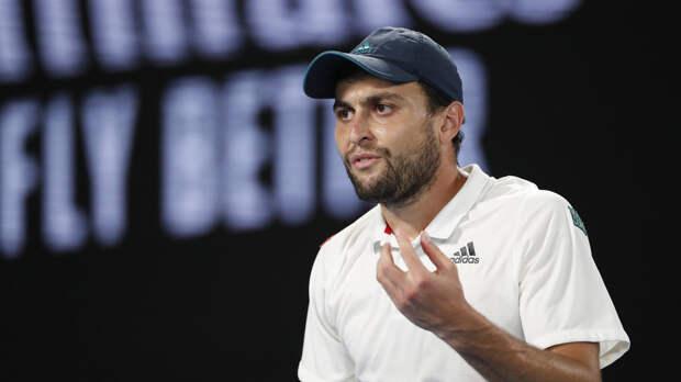 Карацев уступил Опелке и не смог выйти в четвертьфинал «Мастерса» в Риме