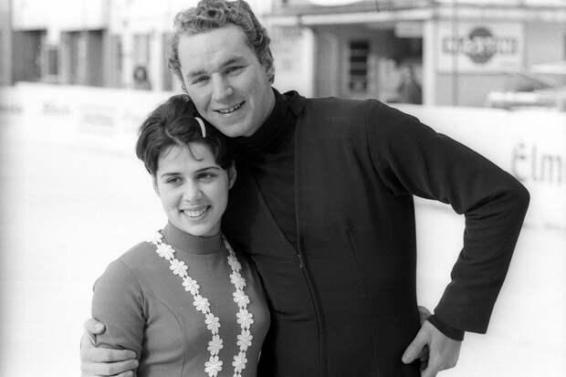 История Алексея Уланова и Ирины Родниной