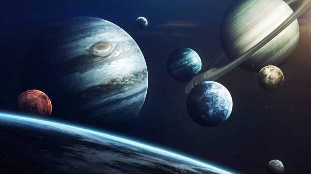 Представлена новая модель формирования Солнечной системы