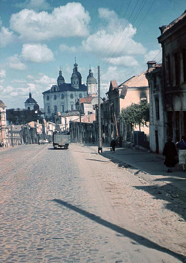 1941. Большая Советская улица