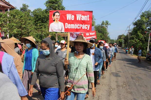 Санкции против Мьянмы: борьба за демократию и права человека или геополитика?