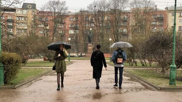 Специалисты МЧС предупредили петербуржцев об ухудшении погодных условий