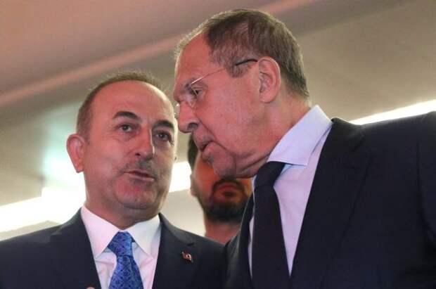 Министры иностранных дел Турции и России обсудили ситуацию в Иерусалиме