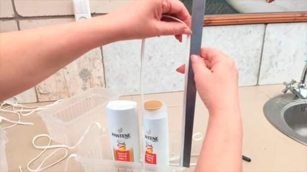 Больше никакого беспорядка в ванной! Умное хранение своими руками