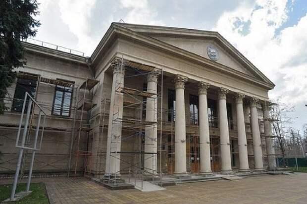 Пушкинский народный дом в Адыгее планируют отремонтировать к осени