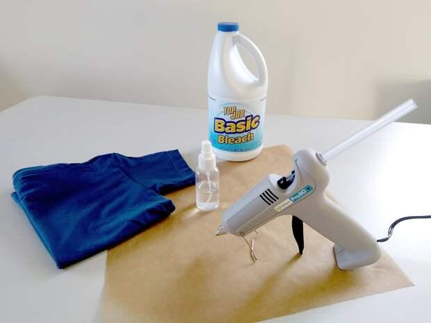 Крутой способ сделать простую футболку самой уникальной в вашем гардеробе