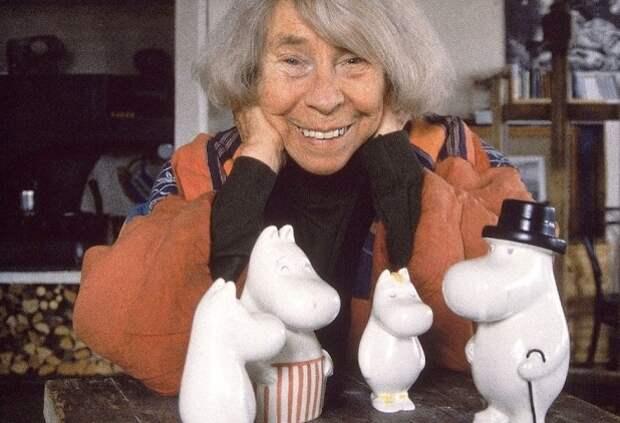 Мама Муми-троллей Туве Янссон, изображение №19