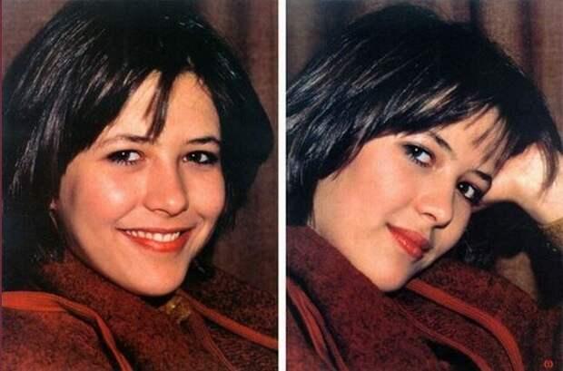 Молода и прекрасна: редкие и малоизвестные фото юной Софи Марсо