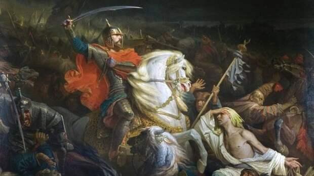 Сражение, положившее начало освобождению Руси от вражеского ига