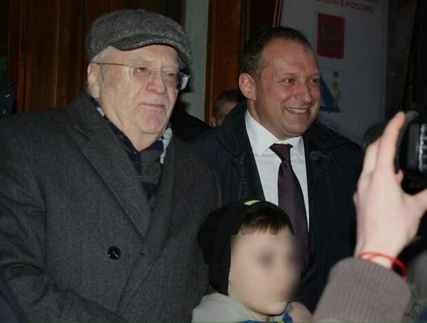 Соратник Жириновского стал самым богатым членом заксобрания Севастополя