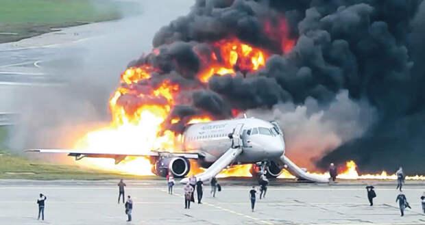«Суперджет», убийца гражданской авиации