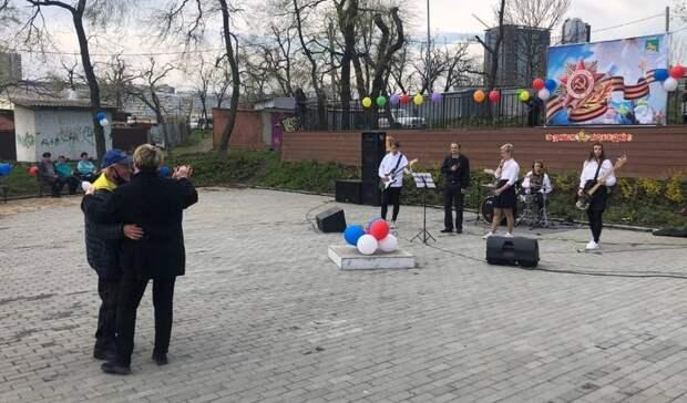 Дмитрий Лёгкий: «Мы должны ценить возможность общения с ветеранами»