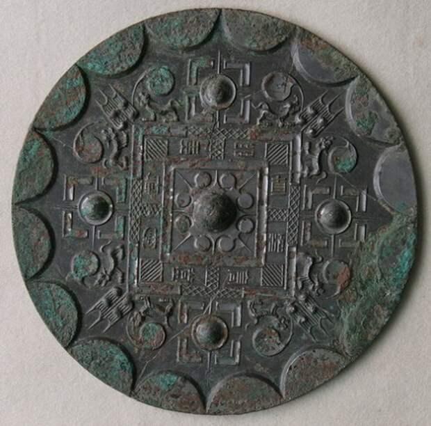 Волшебные зеркала древнего мира