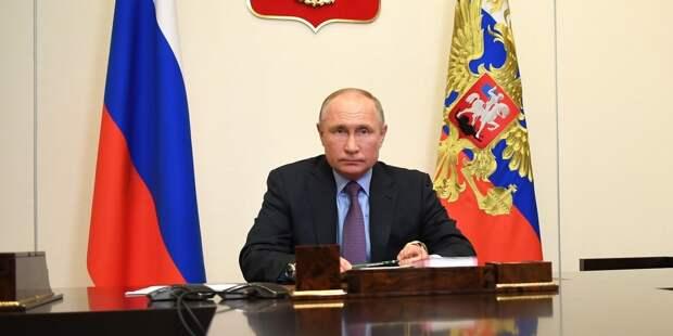 Президент России оценил ситуацию в зоне Персидского залива