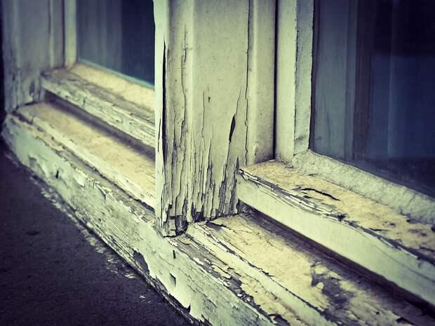 На 1-ой Ямской отремонтировали оконную раму