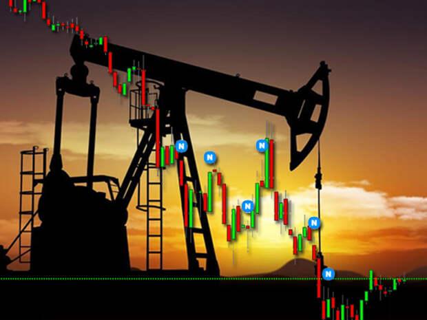 Котировки нефти Brent и WTI начали снижаться
