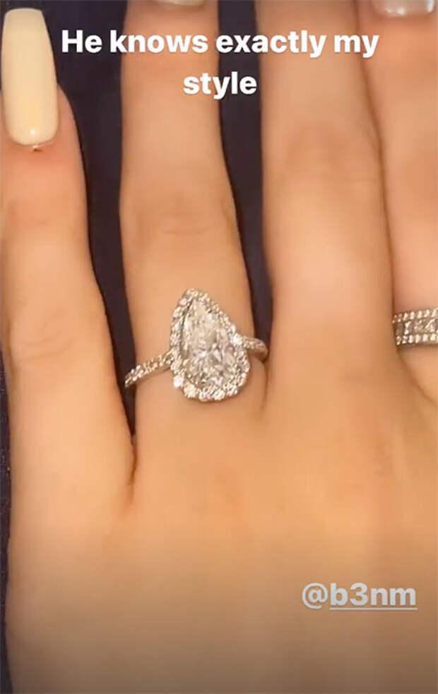 Звезда Disney Белла Торн выходит замуж