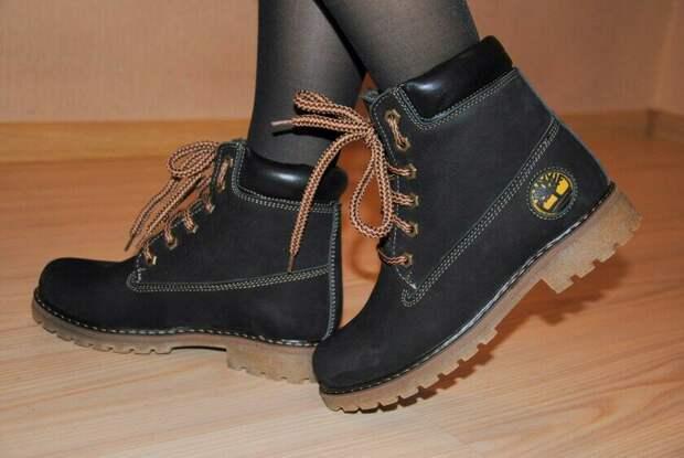 Базовые зимние ботинки. /Фото: mywishlist.ru