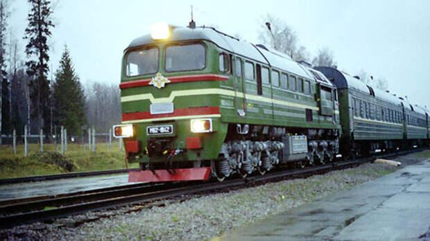 Почти 20 поездов заметили награнице Ростовской области иУкраины