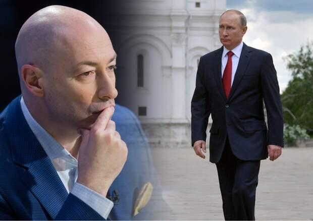Дмитрий Гордон призвал поставить памятник Путину вКиеве