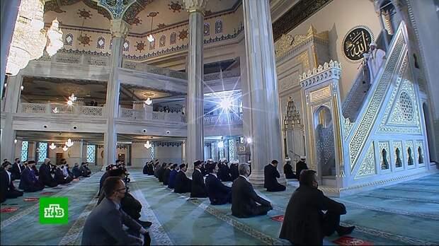 В Москве Ураза-байрам мусульмане отметят без массовых молитв