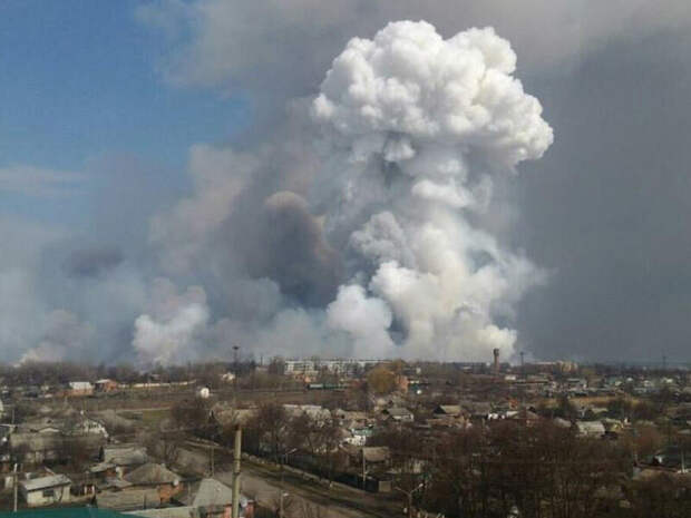 Чехия потребует от России миллиард крон за взрывы во Врбетице