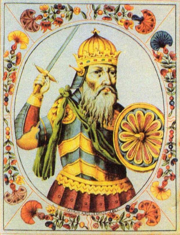 В походах ходил, как барс: Во времена Святослава закладывалась психология русских воинов-победителей