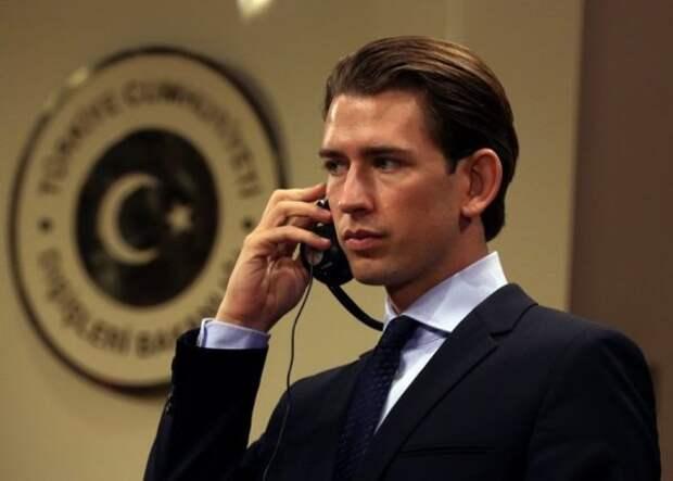 Канцлеру Австрии Себастьяну Курцу может грозить дотрех лет лишения свободы