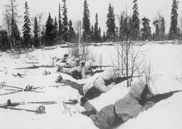 Советско-финская война. Отмороженная война.