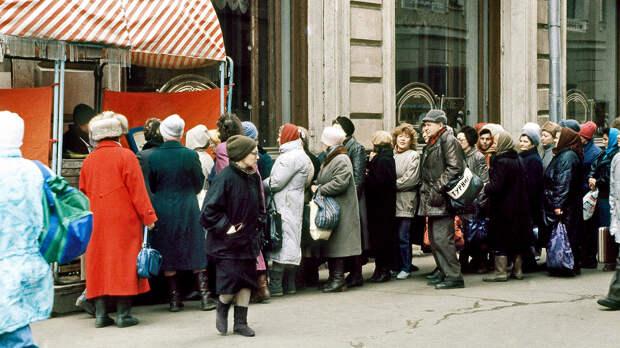 «Магазины были пусты»: как в позднем СССР взвинтили цены