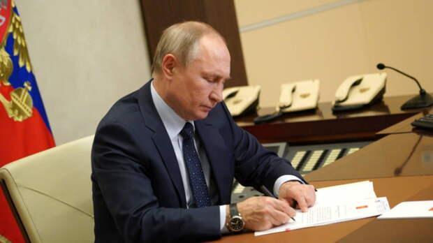 Путин поручил договориться с Таджикистаном о создании системы ПВО