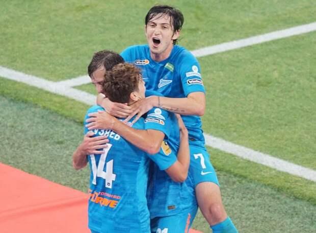 Андрей  Червиченко: «Зенит» превосходит всех. Судьба чемпионства может решиться ещё до перерыва