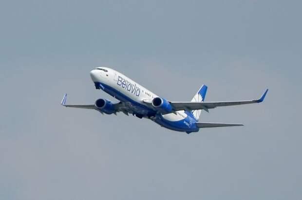 Украина пригрозила Белоруссии санкциями при полетах «Белавиа» в Крым
