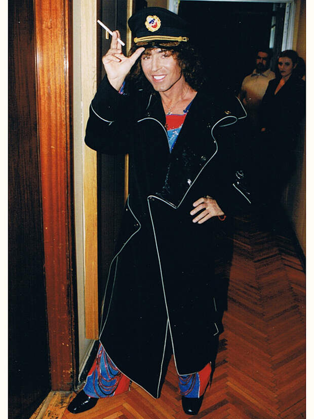 Концертные наряды российских звезд в 90-ые (21 фото)