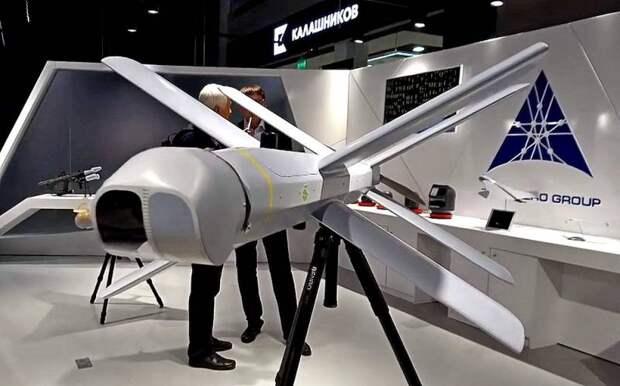 Россия тоже обзавелась дроном-камикадзе