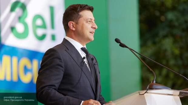 Зеленский установил тиранию на Украине