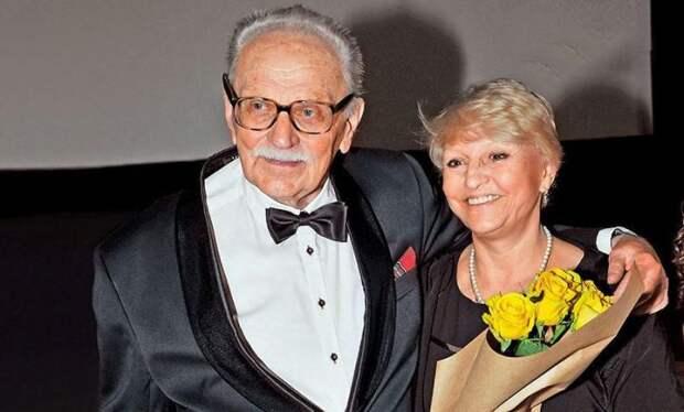 Эрнст Романов и Лейла Киракосян. / Фото: www.7days.ru