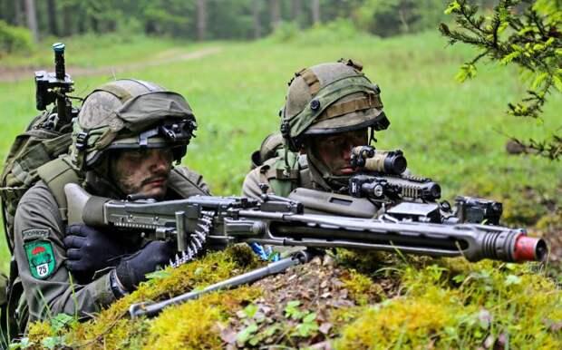 Последнее препятствие: Беларусь нужна НАТО для растягивания фронта с Россией