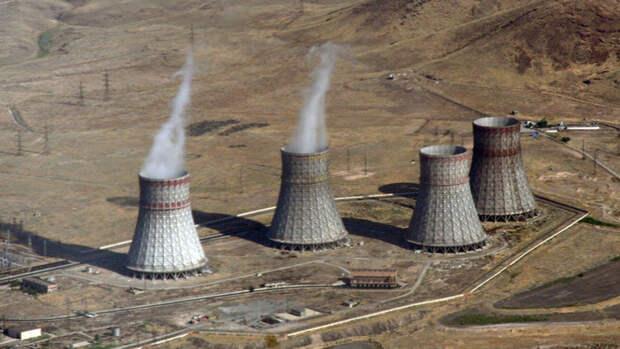 В Армении приостановили работу АЭС на 141 день